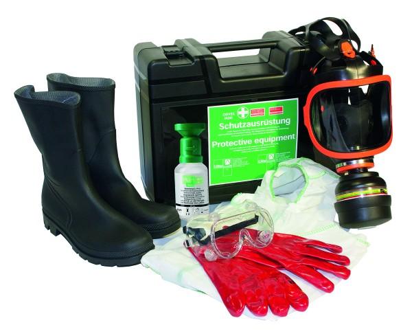 Gefahrgutkoffer 73 SN-VM Schutzausrüstung GGVSE | ADR