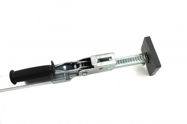 2x Stahl-Klemmbalken 38x38 mm
