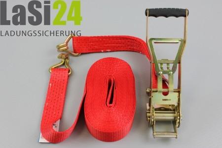 1x ERGO-Zurrgurt LC 2500 daN 0,4+9,6 m