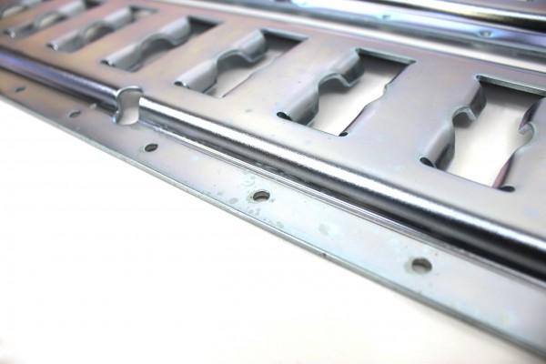 B-WARE!! Ankerkombizurrschiene aus Stahl 3 mm stark