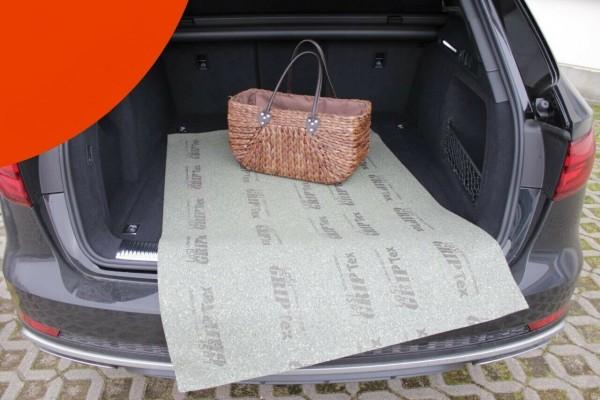 Antirutsch-Kofferraummatte
