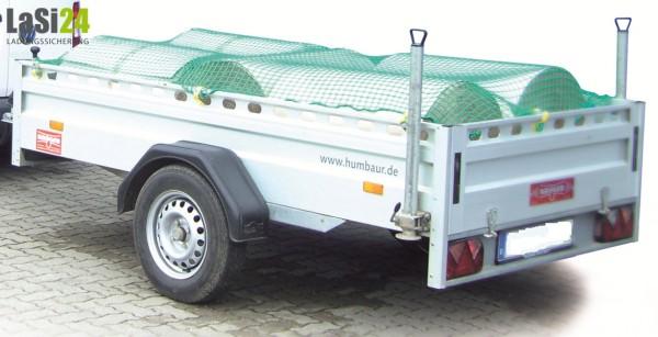 Abdecknetz / Containerabdecknetz / Anhängernetz 2,5 x 4,5 m