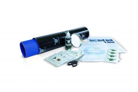 PlaPla Planenpflaster | LKW Reparatur ultramarin RAL 5002