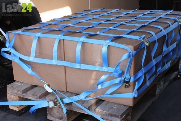 Ladungssicherungsnetz für Kastenwagen
