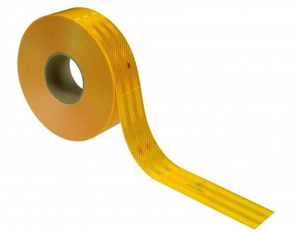 3M LKW Konturmarkierung Festaufbau ECE-104 Rolle SK-Folie gelb
