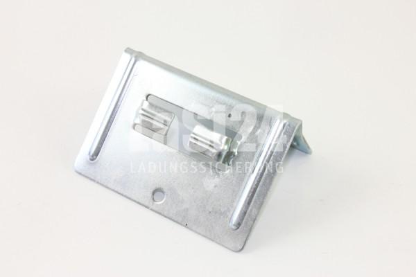 4x Kantenschutzecke Stahl