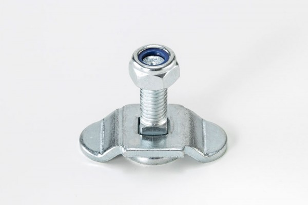 Schraubfitting M8 mit Mutter | 15 mm