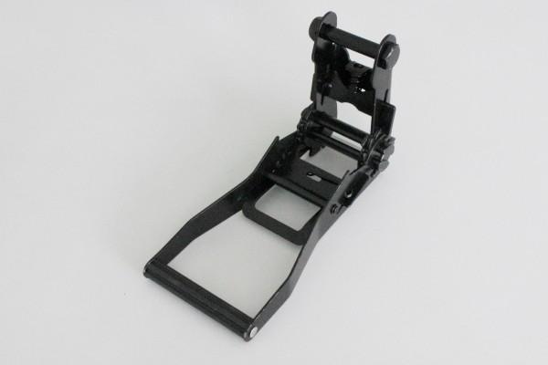 Druck-Ratsche / Spanngurtratsche / Ratsche für Zurrgurte für 50 mm Spanngurte schwarz
